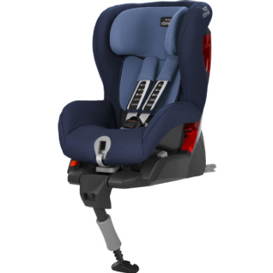 Britax R�mer Autostoel Safefix plus Moonlight Blue Blauw