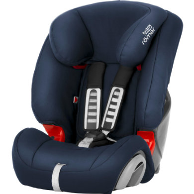 Britax Römer  Evolva 123 2019 Moonlight Blue - modrá