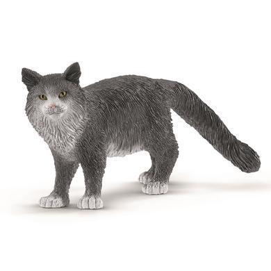 Schleich Maine-Coon-Cat 13893