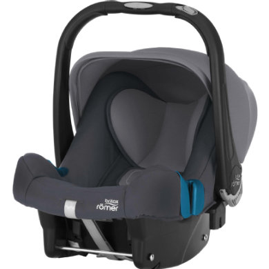 Britax Römer  Babyschale Baby-Safe plus SHR II Storm Grey - grau