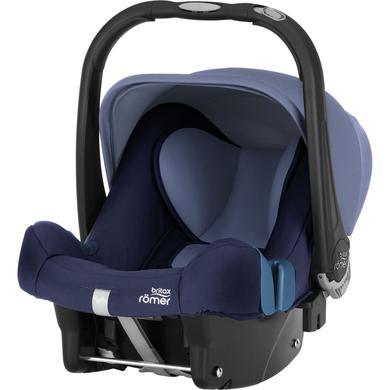 Image of Britax Römer Babyschale Baby-Safe plus SHR II Moonlight Blue - blau