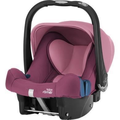 Image of Britax Römer Babyschale Baby-Safe plus SHR II Wine Rose