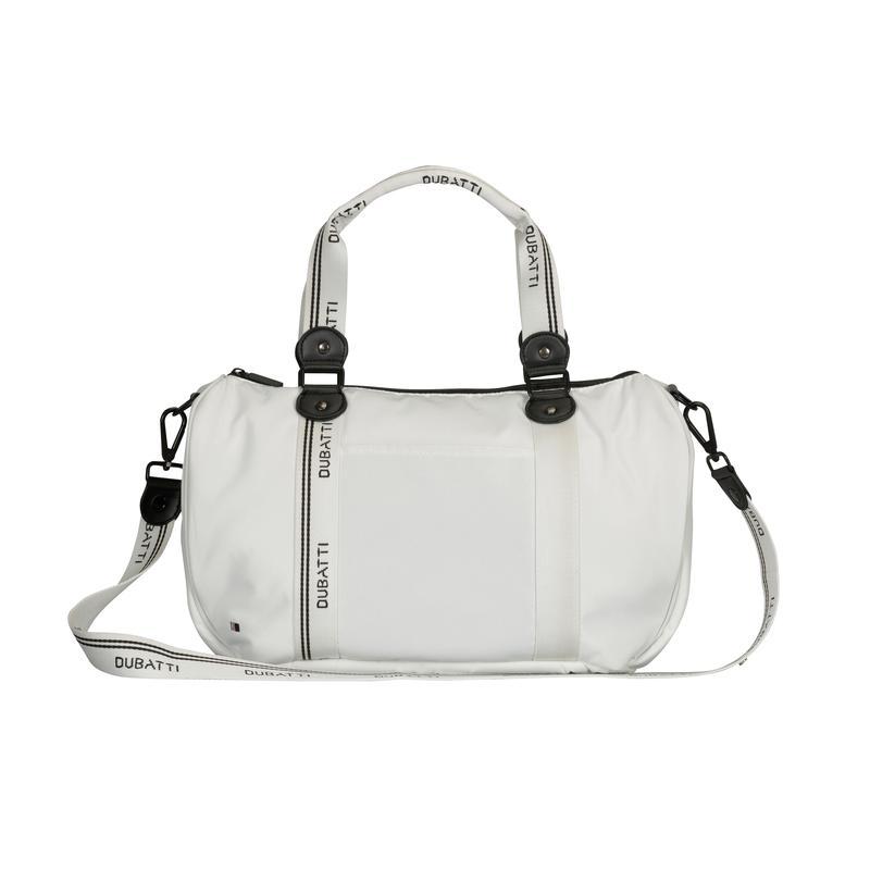 Artikel klicken und genauer betrachten! - Die Wickeltasche ist mit praktischen Taschen versehen und passt perfekt zu jedem Dubatti.   im Online Shop kaufen