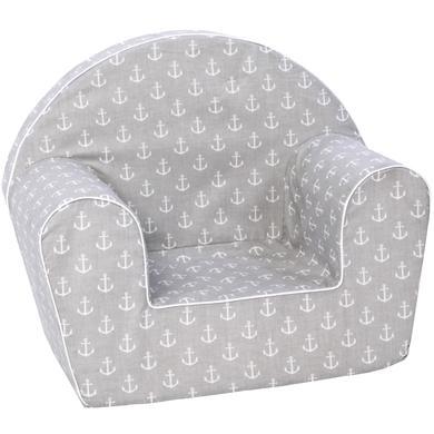 Sitzmöbel - knorr® toys Kindersessel Maritim grey  - Onlineshop Babymarkt