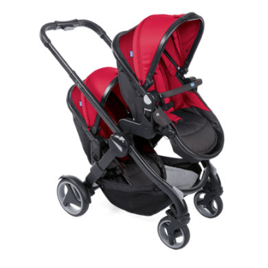 Chicco Fully Twin 2019 Red Passion