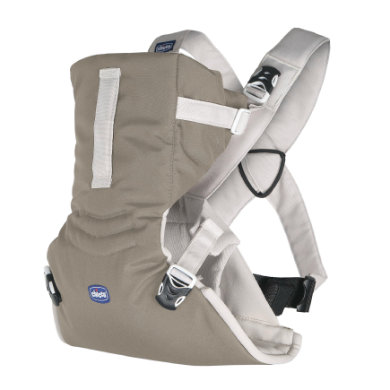 chicco  Babytrage Easy Fit Dark Beige - beige