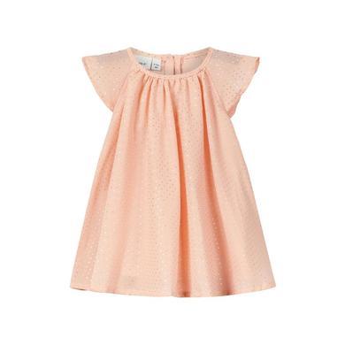 name it Girls Kleid Frafilly rose cloud rosa pink Gr.80 Mädchen