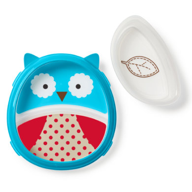 SKIP HOP Zoo Smart Serve Set Owl