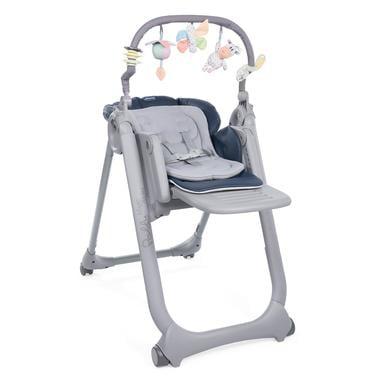 Hochstühle - chicco Hochstuhl Polly Magic Relax India Ink blau  - Onlineshop Babymarkt