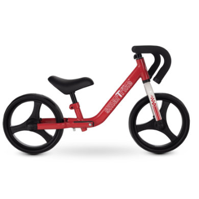 smarTrike ® Laufrad Folding Running Bike, rot
