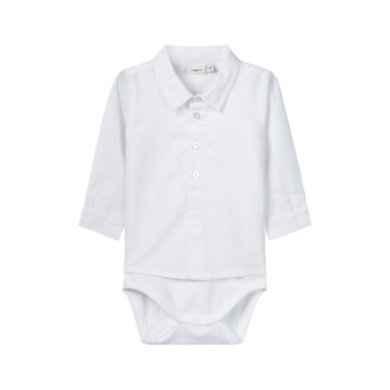 Babywaesche - name it Boys Body Rifus bright white - Onlineshop Babymarkt