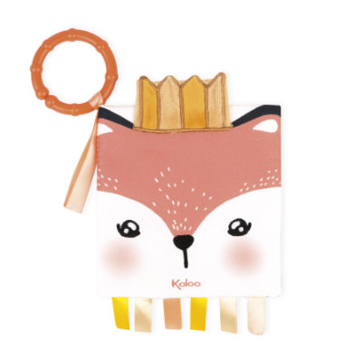 Kaloo Activity -Book Small Furious Fox