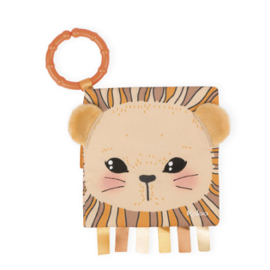 Kaloo Activity -Book Small Curious Lion
