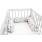 Nestchen 1 Wendekissen Schutz Kinderbett 70x90 Cm Baby Nestchen Bettumrandung 6 Binde