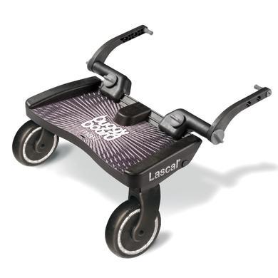 Lascal stupátko Buggy Board Maxi černé - černá