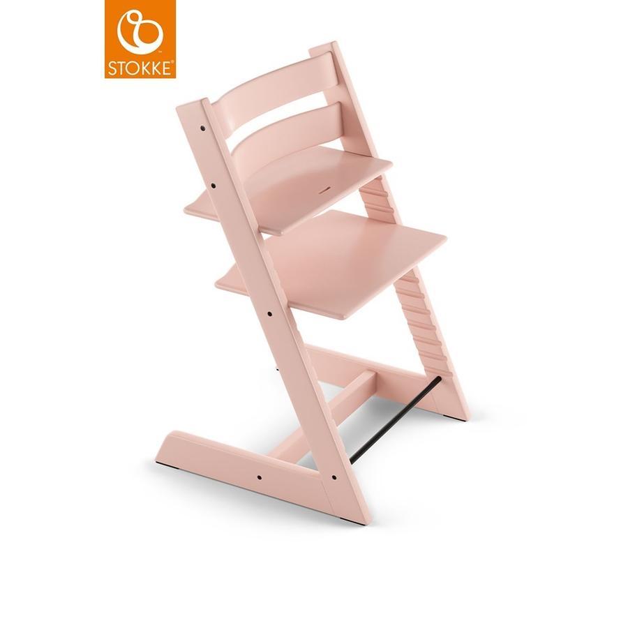 Hochstühle - STOKKE® Tripp Trapp® Hochstuhl Buche Serene Pink  - Onlineshop Babymarkt