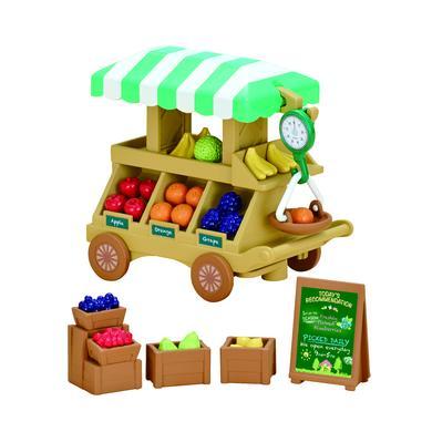 Sylvanian Families ® Pojízdná prodejna ovoce a zeleniny - pestrobarevná