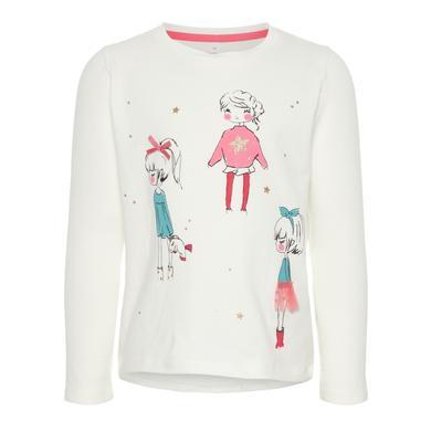 Minigirloberteile - name it Girls Langarmshirt Ragirl snow white - Onlineshop Babymarkt