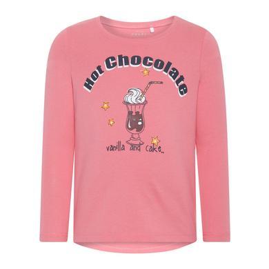 Minigirloberteile - name it Girls Langarmshirt Veen bubblegum - Onlineshop Babymarkt