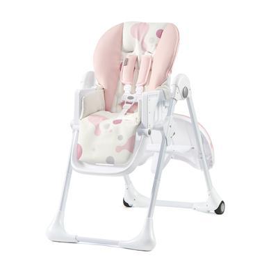 Hochstühle - Kinderkraft Hochstuhl Yummy Pink  - Onlineshop Babymarkt