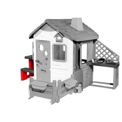 Spielhäuser und Sandkästen - Smoby Spielhaus Neo Jura Lodge Zubehör Picknicktisch  - Onlineshop Babymarkt