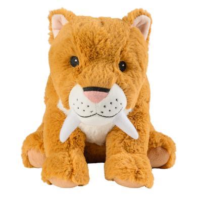 Teplý teplý materiál zvířecí šavle zubní tygr