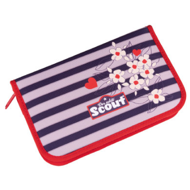 Accessoires - Scout Basic Etui 23 tlg. – Happy Stripes - Onlineshop Babymarkt