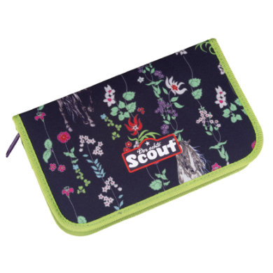 Scout Basic Case 23 kusů - Flower Horse