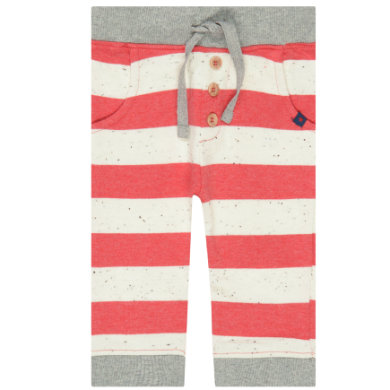 Staccato Boys Jogginghose light red gestreift rot Gr.Babymode (6 24 Monate) Jungen