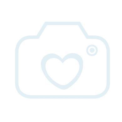 Kindertextilien - fillikid Nestchen groß für Gitterbett Grow Up Sterne grau  - Onlineshop Babymarkt