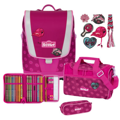 Scout Ultra Set 4tlg. Pink Daisy