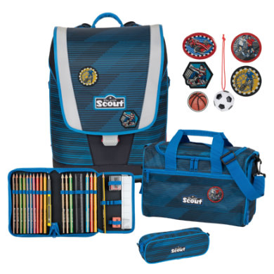Sada Scout Ultra-Set 4 ks. - Sport