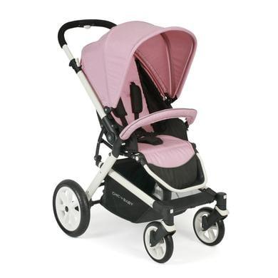 CHIC 4 BABY Kinderwagen Boomer roze