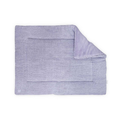 jollein Lekmatta Melange Knit Soft Lilac 80x100 cm