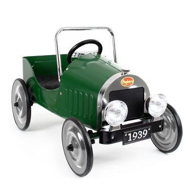 Baghera Tretauto Classic Grün grün