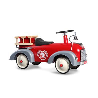 Baghera Rutscher Speedster Feuerwehrauto rot