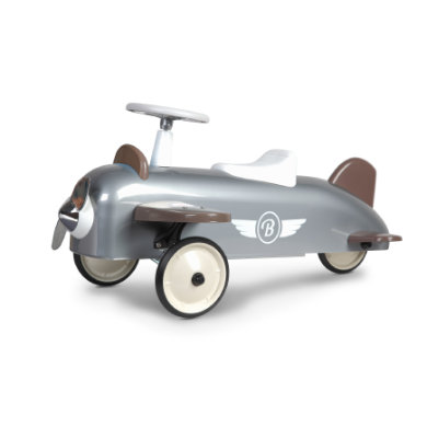 Baghera Rutscher Speedster Flugzeug grau