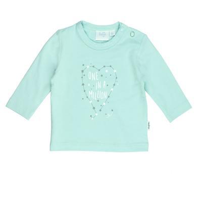 Babyoberteile - Feetje Langarmshirt One in a millions Stars Minze - Onlineshop Babymarkt