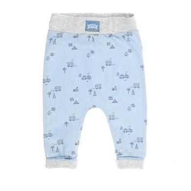 Feetje Sweathose Happy Camper blau gemustert Gr.Newborn (0 6 Monate) Mädchen