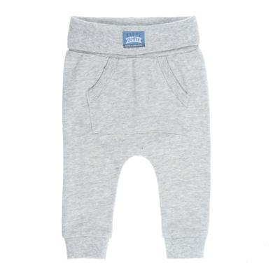 Feetje Sweathose Happy Camper uni grau melange Gr.Newborn (0 6 Monate) Jungen