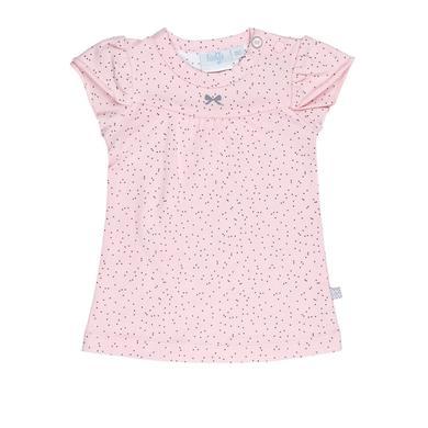 Minigirlroeckekleider - Feetje Girls Kleid All of me rosa gemustert - Onlineshop Babymarkt