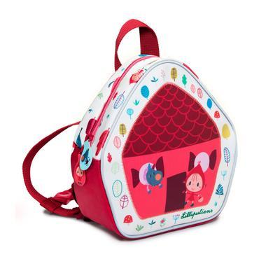Kinderrucksaecke - Lilliputiens Mini–Rucksack – Rotkäppchen - Onlineshop Babymarkt