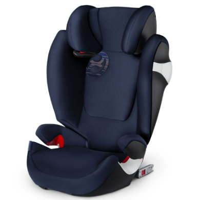 cybex Solution M-fix Denim Blue 2018