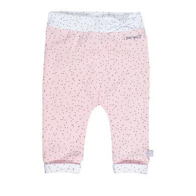 Feetje Sweathose all of me rosa gemustert rosa pink Gr.Newborn (0 6 Monate) Mädchen