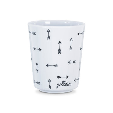 jollein Cup Indians Black White