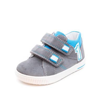 Levně superfit Nízká obuv Moppy light grey/blue (medium)
