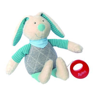 sigikid music box rabbit mincovna, Urban baby edition