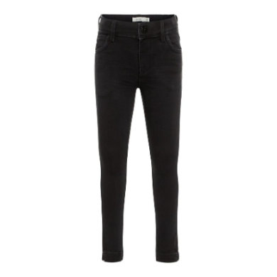 name it Girls Jeans Polly dark denim schwarz Gr.Babymode (6 24 Monate) Mädchen