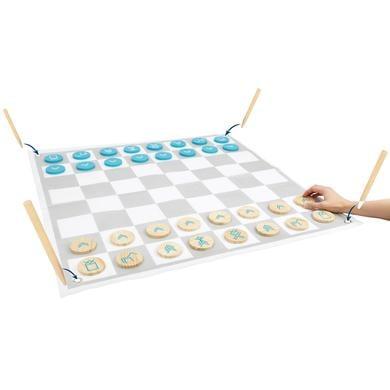 malá noha Dáma a šachy Aktivní
