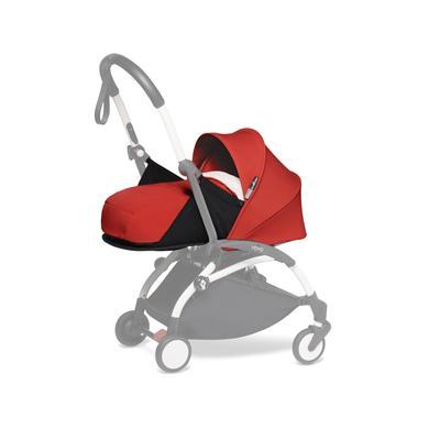 BABYZEN YOYO 0+ novorozenecký balíček Red